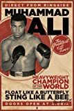 empireposter - Ali, Muhammad - Vintage - Größe (cm), ca.