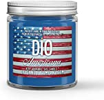 Americana Candle (4oz) Apple Pie Scented Soy