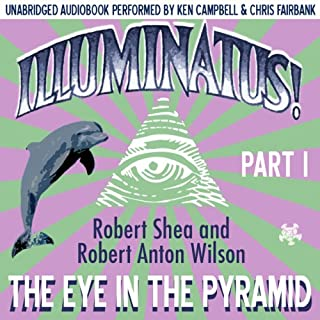 Illuminatus! Part I audiobook cover art