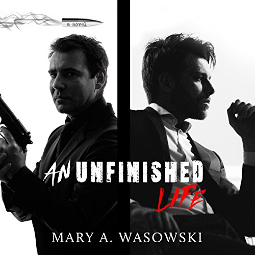 An Unfinished Life audiobook cover art