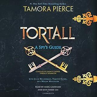 Tortall: A Spy's Guide Titelbild