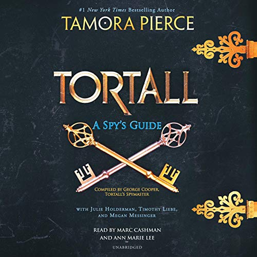 Tortall: A Spy's Guide audiobook cover art