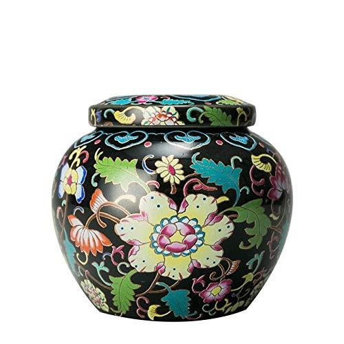 WEIJINGRIHUA Urna De porcelana