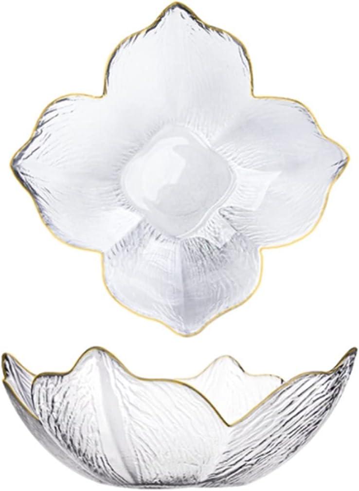 Dessert Ranking TOP11 Bowls Glass,ice Cream Bowlà Petals Glass Lily Award