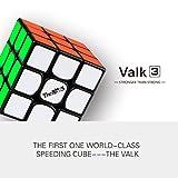 QIYI Toys The Valk3 - Speed Cube 3x3 di Mats Valk | Cubo Magico di Ultima Generazione Veloce e Liscio | Cubo Magico per Adulti e Ragazzi Amanti della velocitá