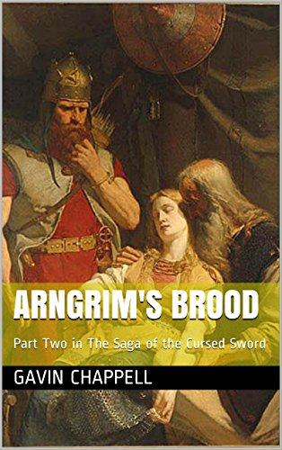 Arngrim's Brood (The Saga of the Cursed Sword Book 2) (English Edition)