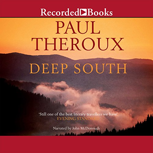 Deep South audiobook cover art
