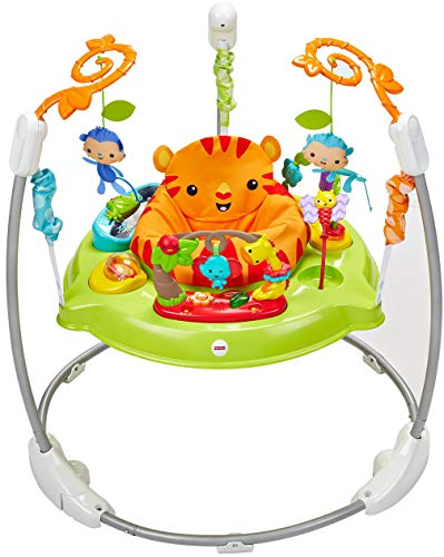 Fisher-Price Roarin\' Rainforest Jumperoo by Fisher-Price (english Version)