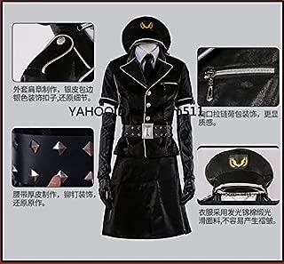 ペルソナ5ダンシング・スターナイト 主人公風女装お仕置きコップ衣装 コスプレ衣装