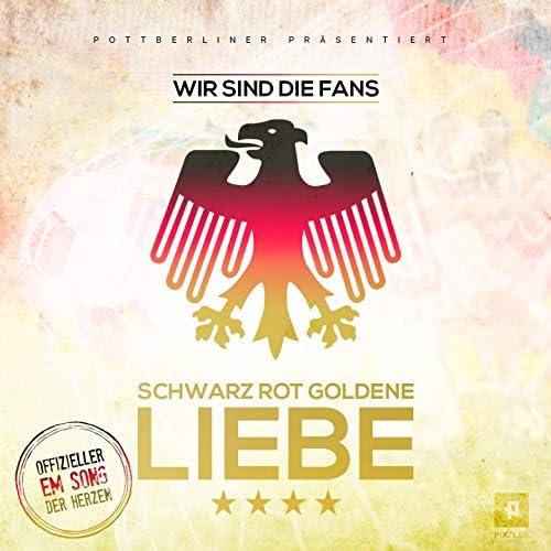 Wir Sind Die Fans feat. Herzblut, Roman Herzblut, Kizmo, Tiberias, Lapaz & Honke