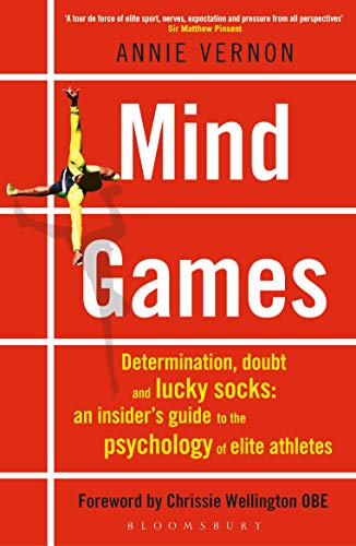 Compare Textbook Prices for Mind Games: TELEGRAPH SPORTS BOOK AWARDS 2020 - WINNER Reprint Edition ISBN 9781472949141 by Vernon, Annie