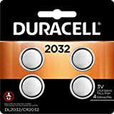 Duracell - 2032 3V Lithium Coin Battery - long lasting battery -...