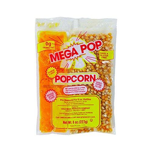 Mega Pop Popcorn Kit