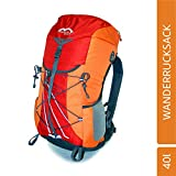 MONTIS PHINEX 40, Travel- Wander- Trekking- u. Tourenrucksack, 40+L
