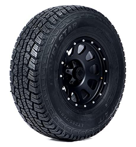 Travelstar EcoPath A/T All- Terrain Radial Tire-LT225/75R16 115S 10-ply