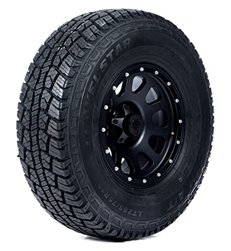Travelstar Ecopath AT LT225/75R16 115/112S E Rated 10 Ply All Terrain (A/T) SUV & Light Truck Tire (Tire Only)