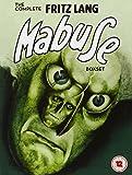 Complete Fritz Lang Mabuse Box Set (4 DVD) [Edizione: Regno Unito] [Import]