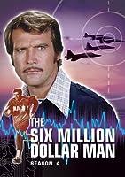 Six Million Dollar Man: Season 4/ [DVD] [Import]