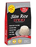 Eat Water Slim Pasta No Drain 200 Gram Paleo Diet and Vegan | Zero Sugar and Low Calorie Food (Sticky Rice, 5)