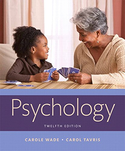Psychology Plus NEW MyLab Psychology with Pearson eText -- Access Card Package (12th Edition)