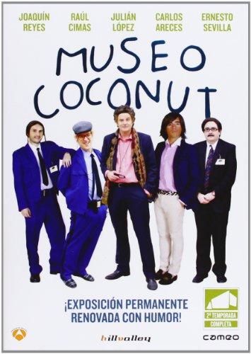 Museo Coconut - Temporada 2 Completa [DVD]