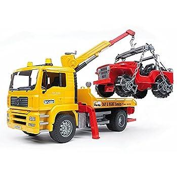 Best bruder tow truck Reviews
