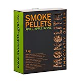 Monolith Smoke Pellets Apfel / Apple 1kg Karton