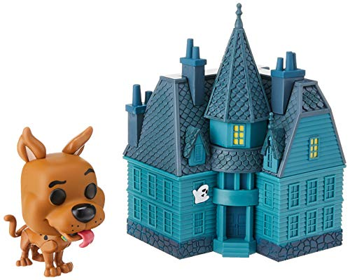 Funko Pop! Town: Scooby Doo – Haunted Mansion