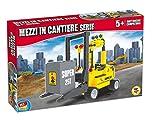 Teorema 64774 - Muletto, Set Costruzioni giocattolo con Mattoncini Compatibili...