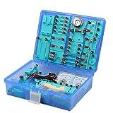 Shhjjyp STEM Kits de circuitos de juguete para niños kits de experimentos de circuitos kits de ciencia, kits de modelos de circuitos eléctricos, kit educativo de ciencia para niños y niñas