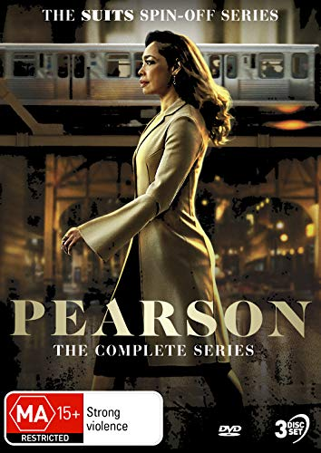 Pearson: The Complete Series