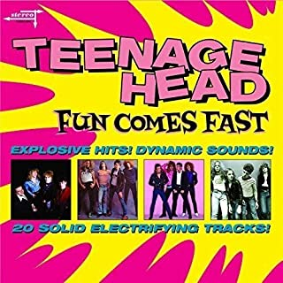 Fun Comes Fast (2LP) by Teenage Head (B076MLF5Z3) | Amazon price tracker / tracking, Amazon price history charts, Amazon price watches, Amazon price drop alerts