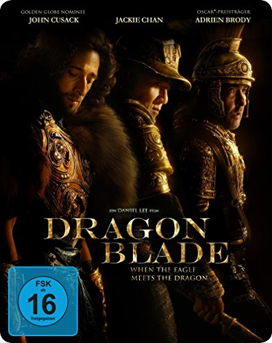 Dragon Blade - Steelbook [Blu-ray]