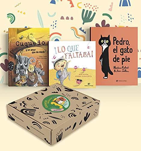 Cuentos infantiles 3 años: Lote de 3 libros para regalar a niños de 3 años: 4 (Cuentos infantiles para niños)