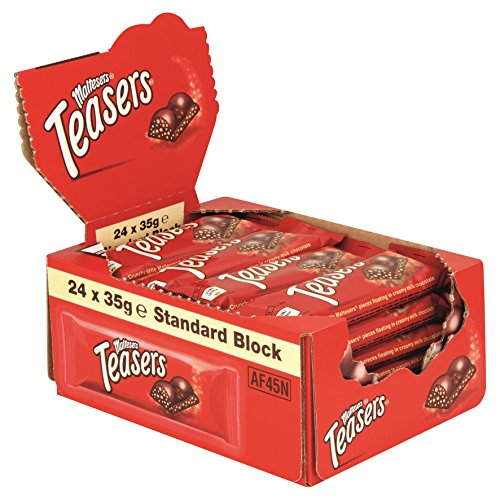 Maltesers Teasers, 24 Riegel (24 x 35 g)