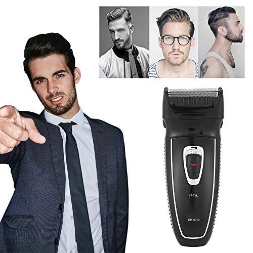 Maquinilla de afeitar eléctrica de la máquina de afeitar de la máquina de afeitar eléctrica de los hombres recargables de la máquina de afeitar de los hombres recargables con el indicador de la carga,