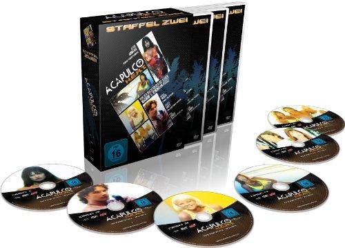 Acapulco H.E.A.T. - Staffel 2 (4 DVDs)