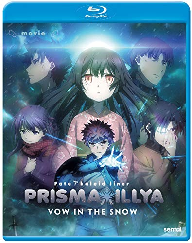 Fate / Kaleid Liner Prisma Illya Vow In The Snow [Blu-ray]