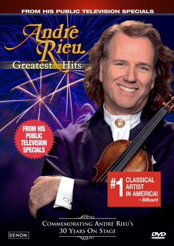 Greatest Hits -  DVD, Not provided, Andre Rieu