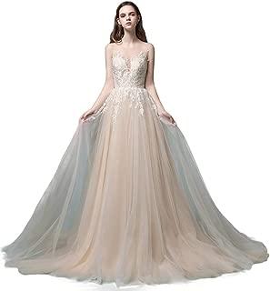 Best strapless lace wedding dress Reviews