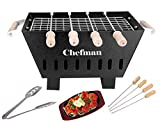 Charcoal Barbecue Grills Review and Comparison