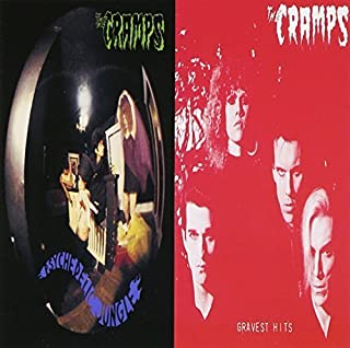 Psychedelic Jungle/Gravest Hits by Cramps (1989-05-03)