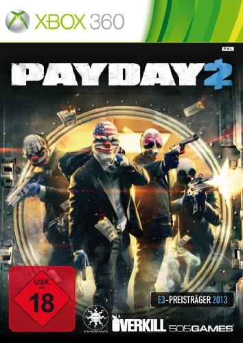 PayDay 2 - [Xbox 360]