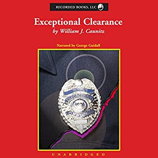 Exceptional Clearance audiobook cover art