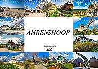 Ahrenshoop Impressionen (Wandkalender 2022 DIN A3 quer): Zwoelf eindrucksvoll schoene Bilder von Ahrenshoop (Monatskalender, 14 Seiten )
