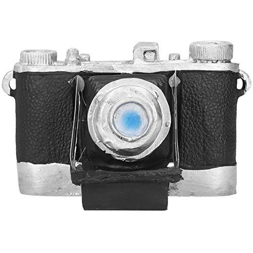 Zwindy Harzkamera, Einfachheit Retro Kamera Dekoration, Kamera Ornament Personalisiert, für Home Shopping Mall