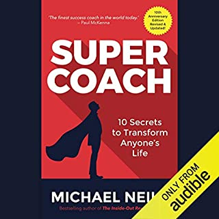 Supercoach: 10th Anniversary Edition audiobook cover art