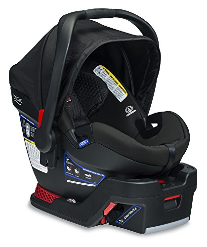 Britax B-Safe 35 Elite Infant Car Seat, Midnight
