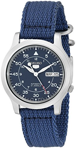 Seiko Men's SNK807 Seiko 5 Automatic...