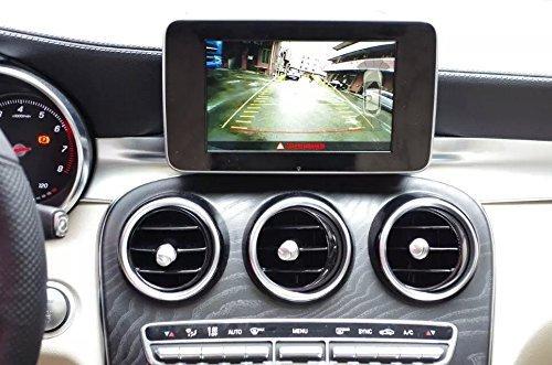 ZEMEX Kamerainterface Rückfahrkamera Interface f. Mercedes NTG 5 B C CLA CLS E V Klasse